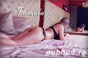 Curve in Bucuresti: Pamela. Masaj erotic cu GFE la superlativ